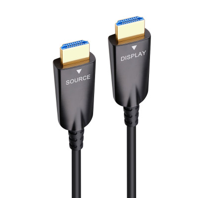 Resolutions Up to 8k@60Hz HDMI Fiber Cable 30M