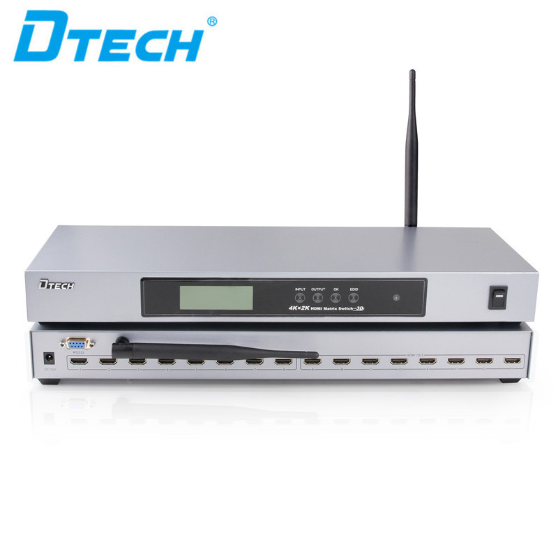 DTECH HDMI MATRIX SWITCH 8*8 with APP