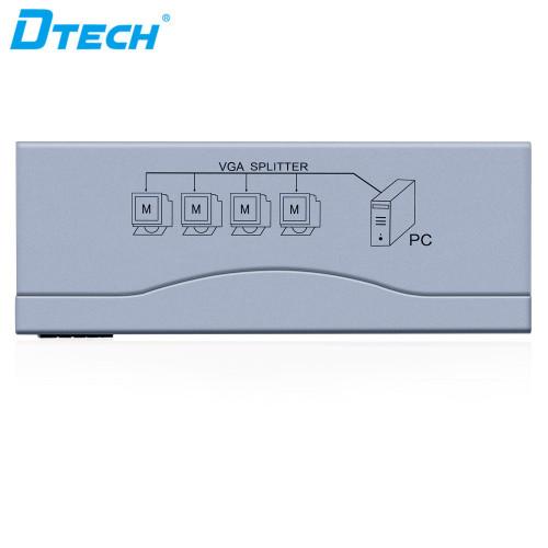 منافذ VGA الفاصل من 1 إلى 4 منافذ (500 ميجا هرتز)