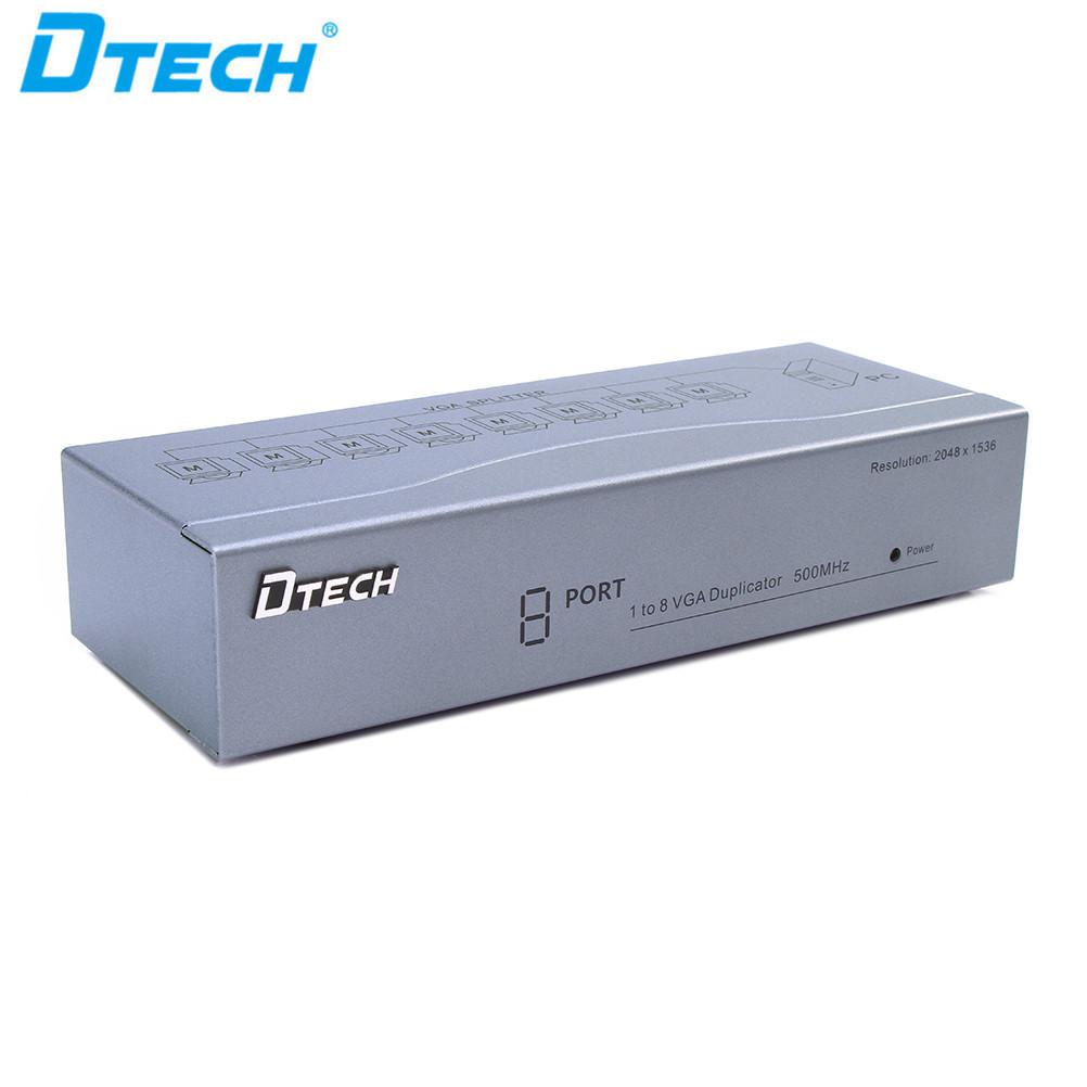 Divisor VGA de 1 a 8 puertos (500MHz)