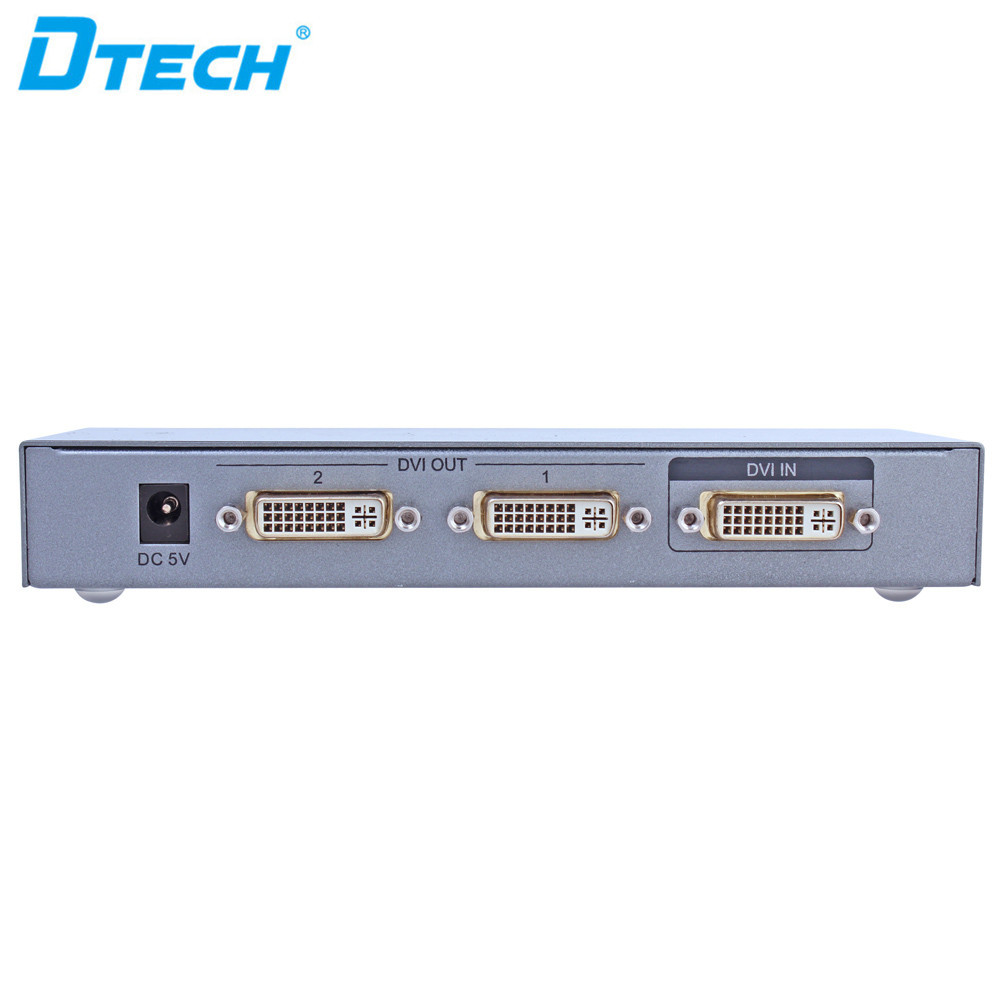 DVI Splitter 1 to 2 ports