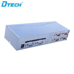 VGA Switch Splitter 2*4(500MHZ)