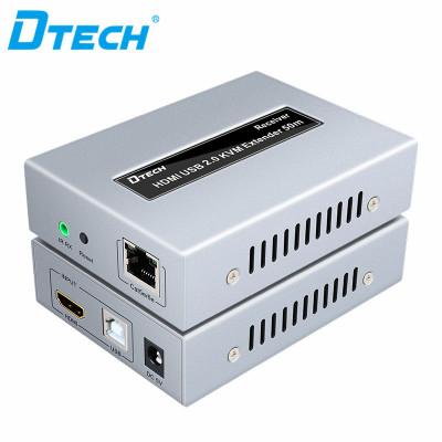 DTECH DT-7054 HDMI USB2.0 KVM extender 50m with IR