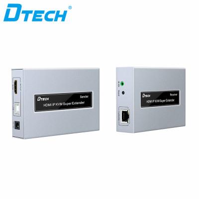 DT-7040A DTECH 2.5K USB 2.0 HDMI KVM Extender 100M Cat5e Cat6e