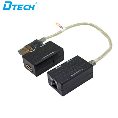 Dtech Stable Transmission USB 60M Extender extensionover cat5e/6 USB Extender Cable
