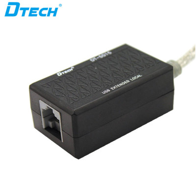 DT-5015 High Quality Stable Transmission USB 60M Extender over cat5e/6 cable