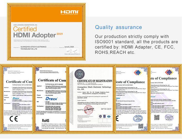 كبل HDMI 4K 2 م