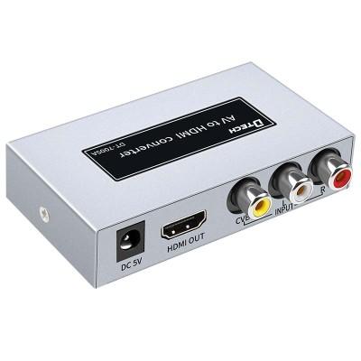 DT-7005A AV to HDMI high-definition converter