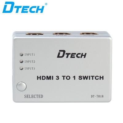 DTECH DT-7018 1080P  HDMI SWITCH  3x1