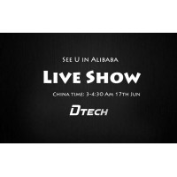 Dtech in Live Show