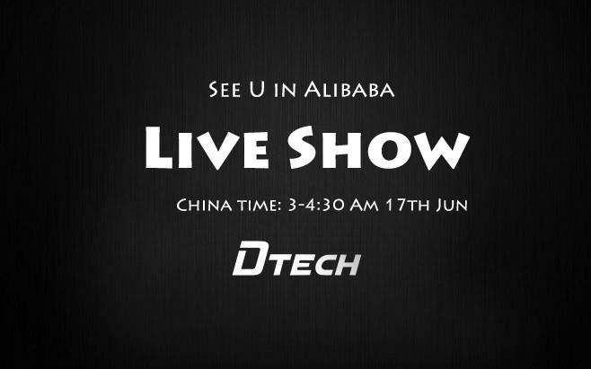 dtech live show