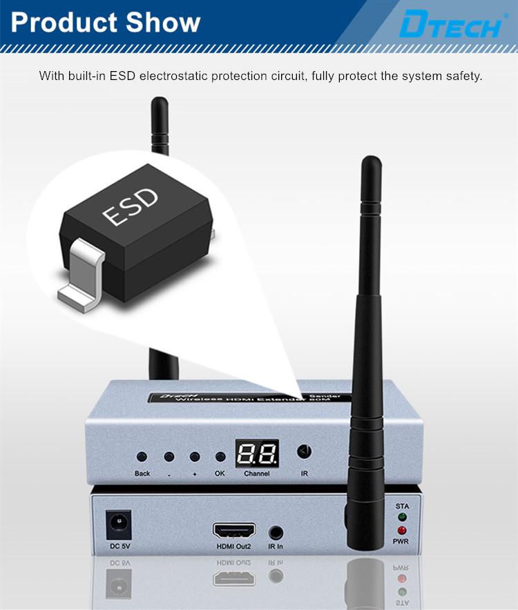 hdmi extender wireless