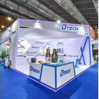 Dtech attend 2019 CPSE in Shenzhen