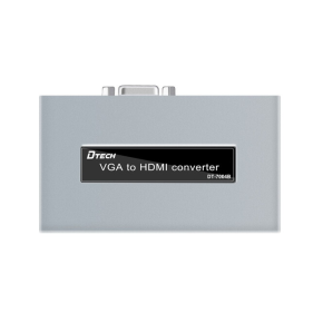 DT-7004B VGA to HDMI high-definition converter
