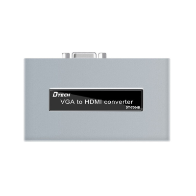 DT-7004B VGA to HDMI high-definition converter