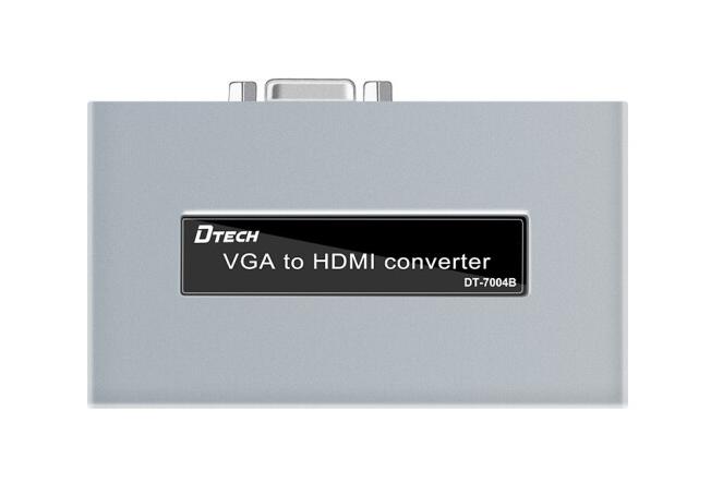 Dtech  VGA to HDMI  high-definition converter