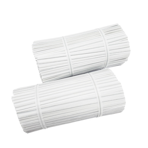 Factory supplier plastic material nose wire birdge strip for face mask