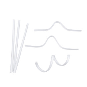 3.0mm double wire nose wire for face mask