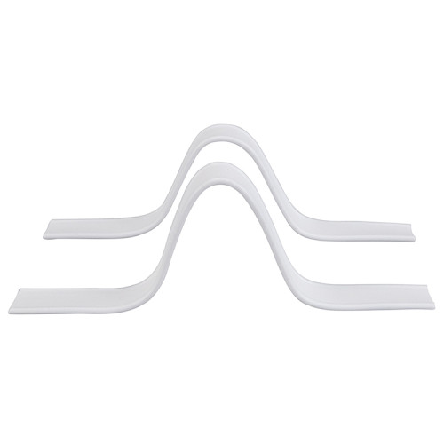 HONGDA China Factory supplier 8mm double core nose bridge wire for face mask