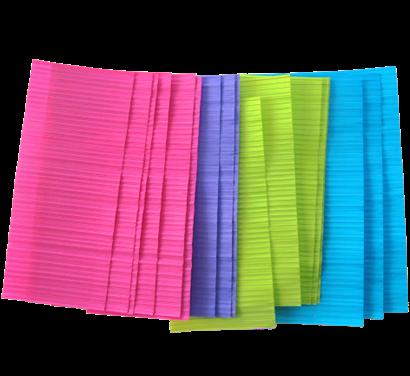 PE Gang Twist Ties for plastic bags closure/colorful twist ties
