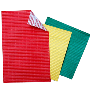 Paper Gang Twist Tie for plastic bag closure/industry using