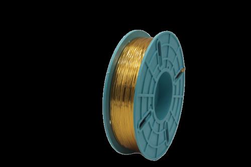 Made in China metallic twist tie spools