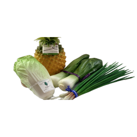 Waterproof paper label twist ties for vegetables packaging