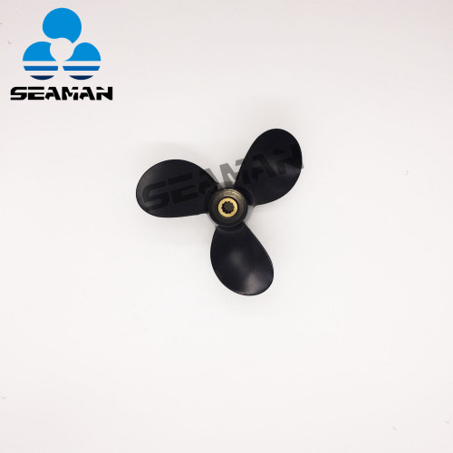 New 7 1/2 x 7 Aluminum Propeller For Suzuki Outboard Engine 4-6HP engine 58110-91JN0-019 China