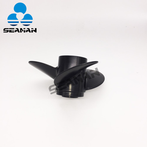 New Aluminum Outboard Propeller 7.8x8 For Tohatsu Nissan Mercury Outboard 4 5HP 6HP engine China