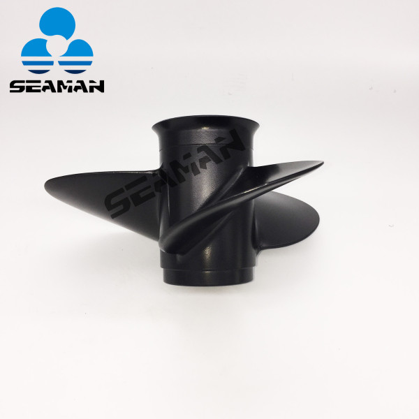 New 9.25 x 10 Pitch Prop for Mercury Nissan/Tohatsu 9.9-20 Hp Outboard engine