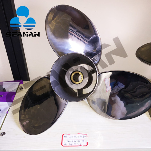 15 1/2 x 17 Pitch Stainless Steel Props for Yamaha Outboard 150-300 Hp engine in CHINA