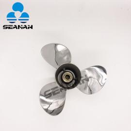 20-30 PS Edelstahl Propeller Größe 9-7 / 8 * 12