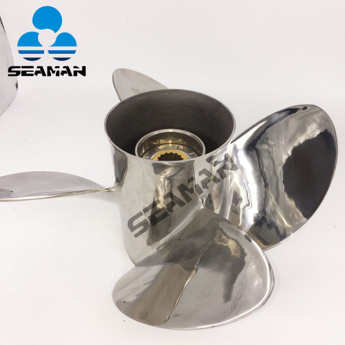 подвесной пропеллер из нержавеющей стали  Для двигателя Yamaha 50-130HP