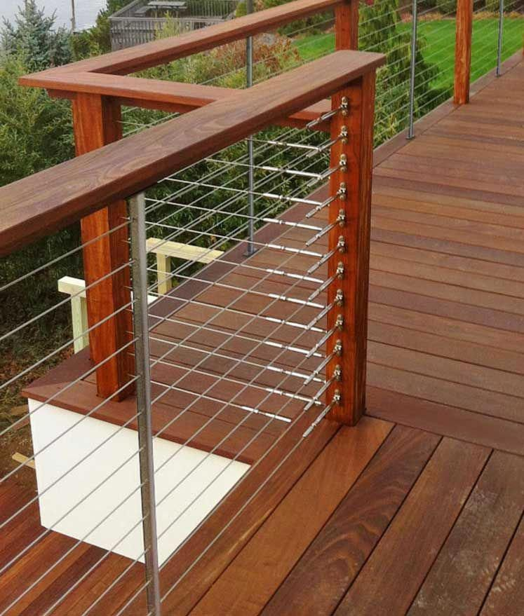 Cable Railing Handrail
