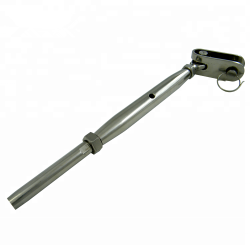 Stainless Steel 316 A4 fork and fork Turnbuckles for shade sail