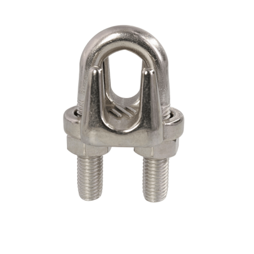 SS316 High Quality Stainless Duplex Wire Rope Clip