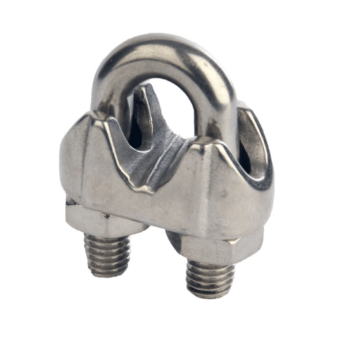 SS304 Stainless Casting JIS Type Cable Clamp