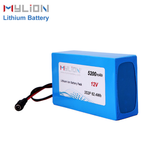 12V5200mah Power Bank