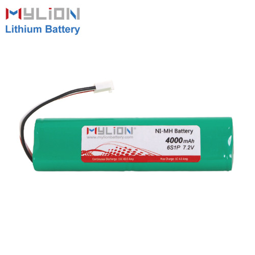 7.2V4000mAh Nimh Battery