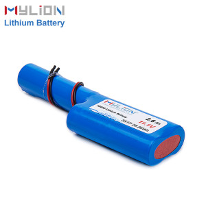 11.1v 2600mah lithium battery pack