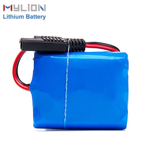 Mylion 11.1v 2600mah lithium battery pack