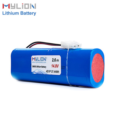 14.8V2600mAh Lithium ion battery