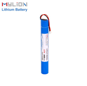 3.7V4400mAh Lithium ion battery pack