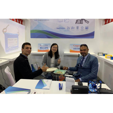 2019 Mylion joins hands with new products in Cairo exhibition, Egypt.