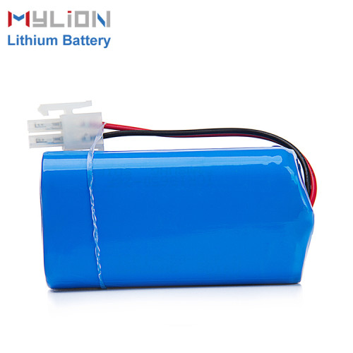 14.8V2600mAh Lithium ion battery pack