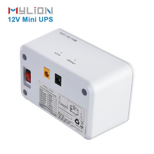 Mylion MUN68W 12V 2A 18Wh portable dc Mini UPS