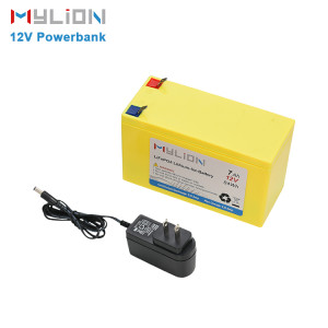Mylion 11.1V7500mAh 18650 lithium ion battery pack