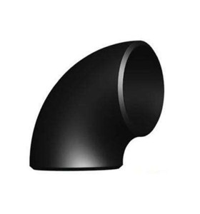 Resistant high temperature Seamless 90 Degree LR SR Elbow for boiler pipe
