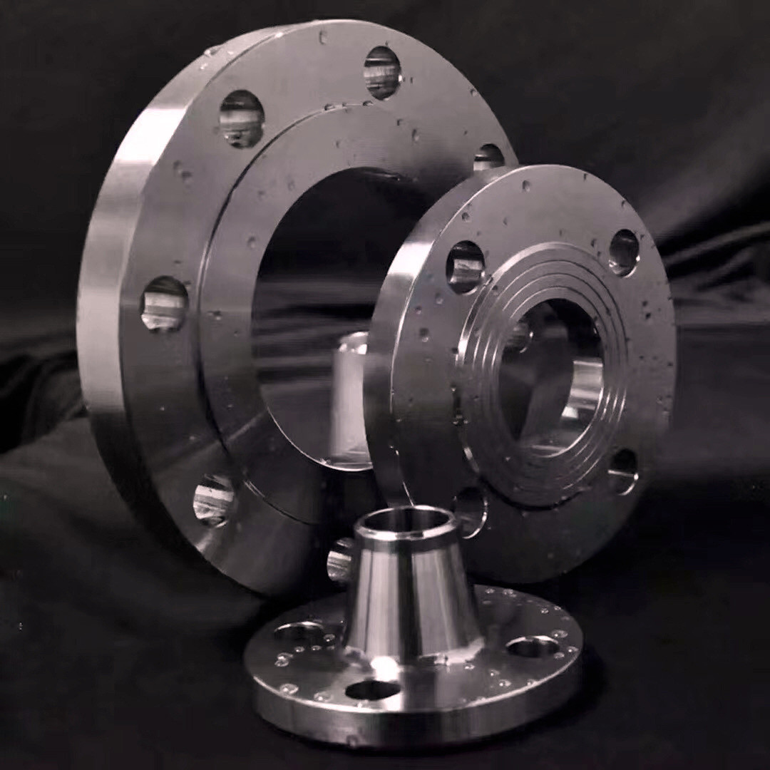 General application of pipe flanges