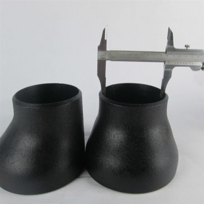 Standard pipe fittings made of carbon steel ASTM A 234 WPB